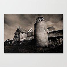 Seaside, capture 33 Canvas Print