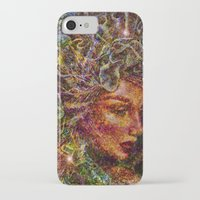 medusa iPhone & iPod Cases featuring Medusa.... by shiva camille