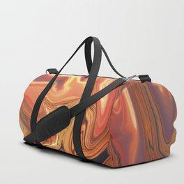 Fiery Duffle Bag