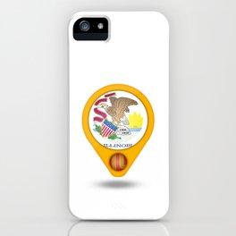Illinois iPhone Case