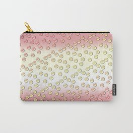 Pastel pattern Carry-All Pouch