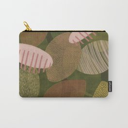 Leaf Dance Carry-All Pouch