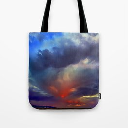 The Magic of an Albuquerque Afternoon Tote Bag