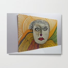 Harriet Metal Print