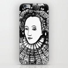 Queen Elizabeth I Portrait  iPhone & iPod Skin