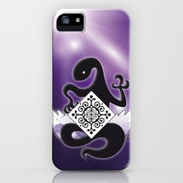 Akuma Homura / Devil's kiss iPhone Case
