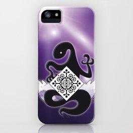 Akuma Homura / Devil's kiss iPhone Case
