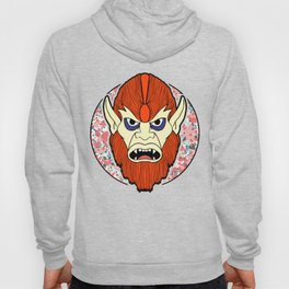 Beatman in colour  Hoody