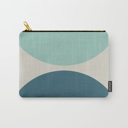 Abstract Geometric 22 Carry-All Pouch