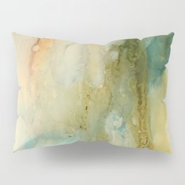 Rainy Window Pillow Sham