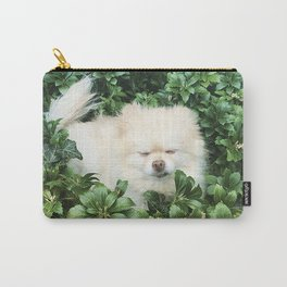 Garden Flower Carry-All Pouch