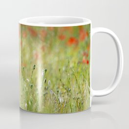 the first poppy of the field Coffee Mug