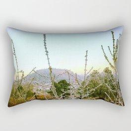 Winter Butte Rectangular Pillow