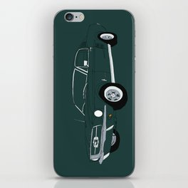 1968 Ford Mustang GT iPhone Skin