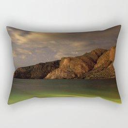 Canyon Night Rectangular Pillow