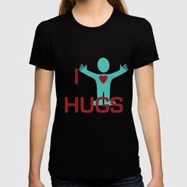 I heart Hugs T-shirt