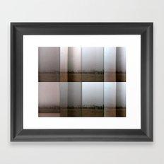 Subdivision 4 Framed Art Print