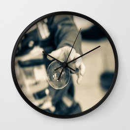 Boy Wall Clock