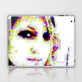 In a Woman's Eyes Laptop & iPad Skin