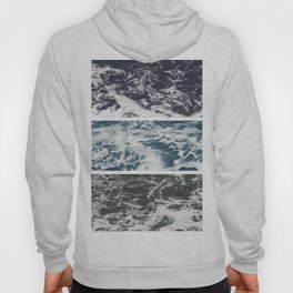 SaltWater Tryptych Variation II Hoody