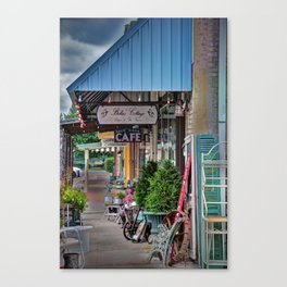 Antique Shops Canvas Print