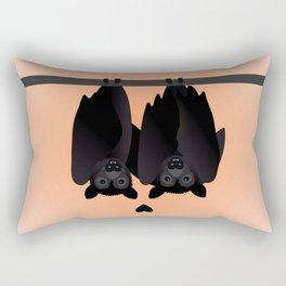 batty for you. Rectangular Pillow