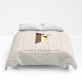 Eastern Meadowlark Comforters