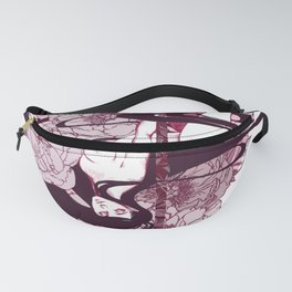 Exotic Pole Dancer Chiropractor Fanny Pack