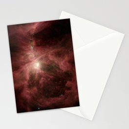 ignition of the hunter's blade   space #03 Stationery Cards