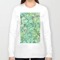 insects Long Sleeve T-shirts featuring Insects by David Bushell