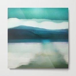 Waters Edge Metal Print