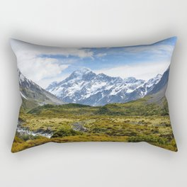 Mount Cook Rectangular Pillow
