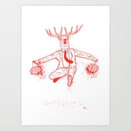 Artwork No.3 Art Print