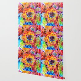 Succulent Madness Wallpaper