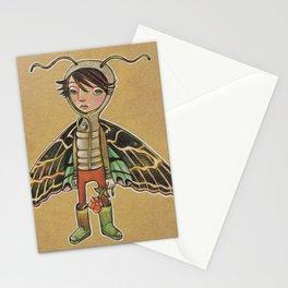 Moth Boy Stationery Cards
