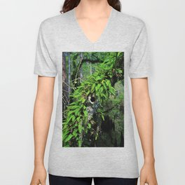 In High Regard- vertical Unisex V-Neck