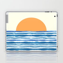 When The Sun Comes Up Laptop & iPad Skin