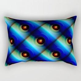 Pattern small balls Rectangular Pillow