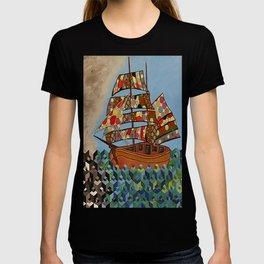 The Ship Brings The Light T-shirt