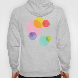 Rainbow Bubbles Hoody