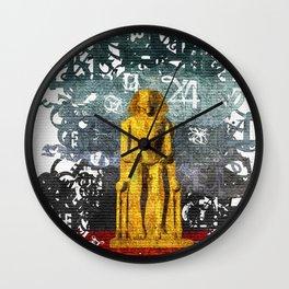 Pharaoh of Egypt Wall Clock