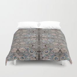 The Wind Is Blowing But I'm Not Home Duvet Cover