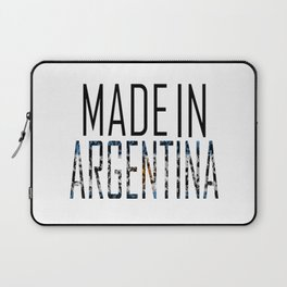 Made In Argentina Laptop Sleeve