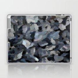 Shades of Gray Tapestry Laptop & iPad Skin