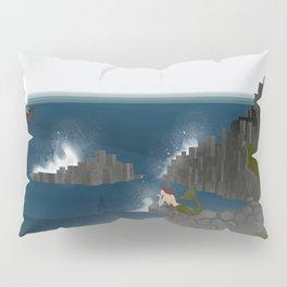 Creatures of the North: Mermaid Pillow Sham