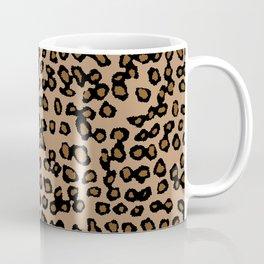 Digital Leopard Coffee Mug