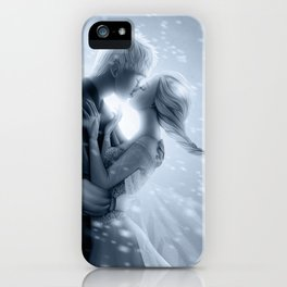 First Kiss iPhone Case