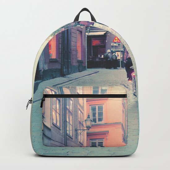 Pastel vibes 18 Backpack