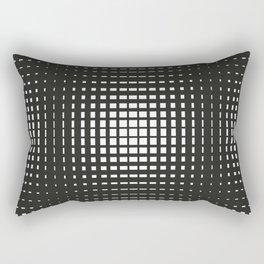 Lines #1 Rectangular Pillow