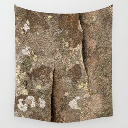 Megalith Stone Texture Wall Tapestry